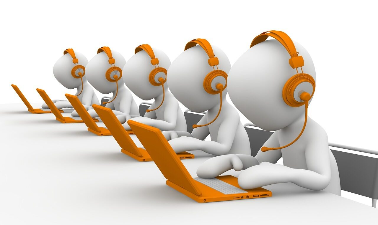 Program do call center